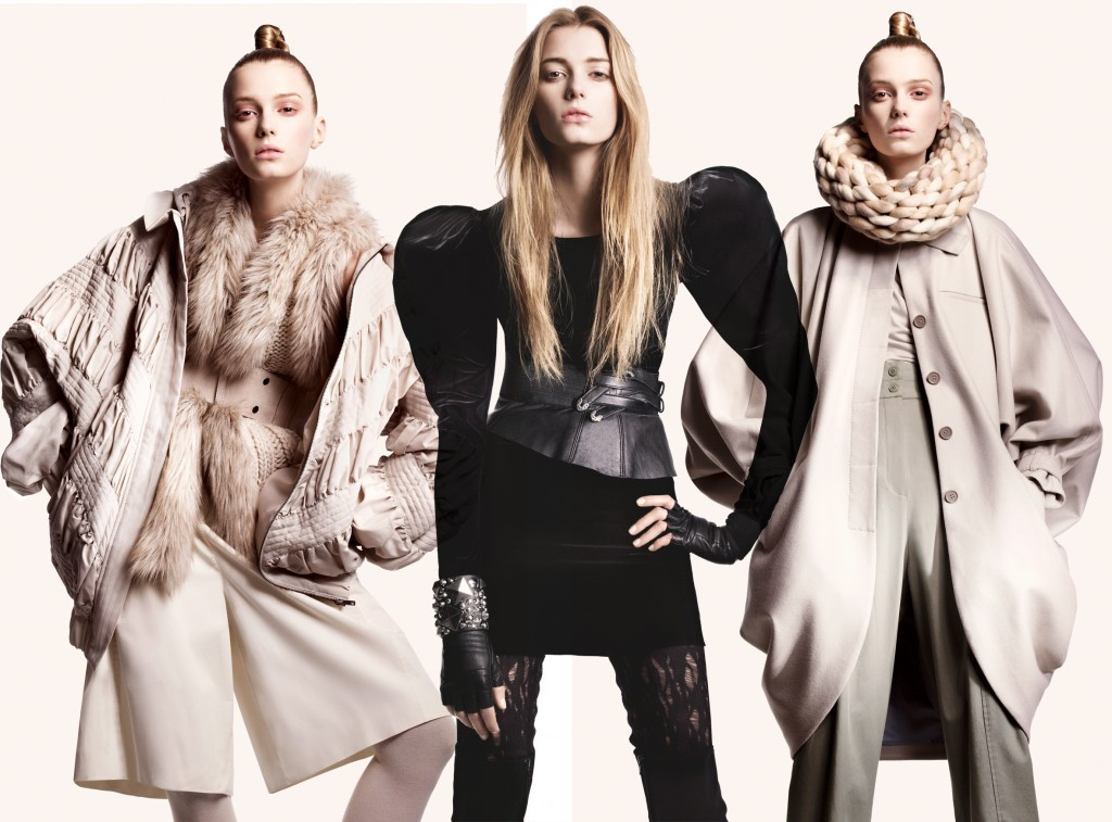 Collection automne-hiver 2009 H&M