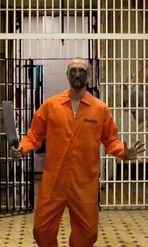 Menitto en prisonnier
