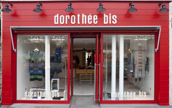 Le retour de Dorothée Bis rue de Sèvres