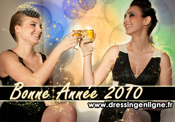 Bonne anée 2010