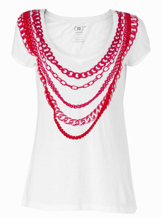 Le t-shirt Stella McCartney pour Gap(PRODUCT)RED