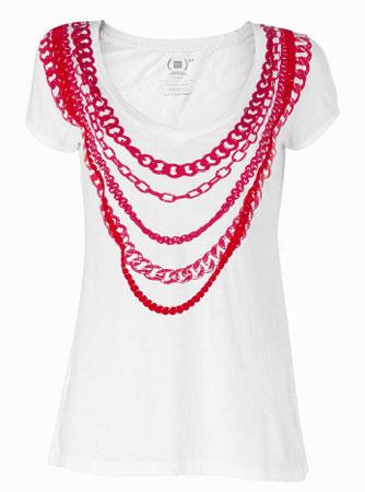 Le t-shirt Stella McCartney pour Gap(PRODUCT)RED