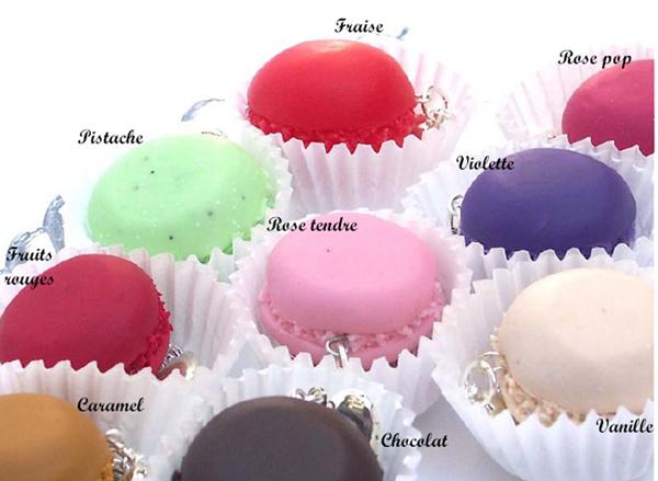 """Interview: Erika de French Factory. Parfums de la collection """"Macaron"""""""