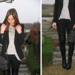 Looks cuissardes: inspirations de looks.