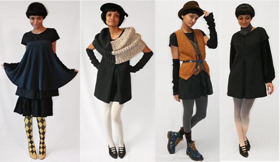 1 robe, 365 jours: comment détourner une même pièce? The Uniform Project.
