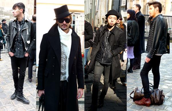 Fashion week hiver 2010 dressingenligne y tait - Style rockabilly homme ...