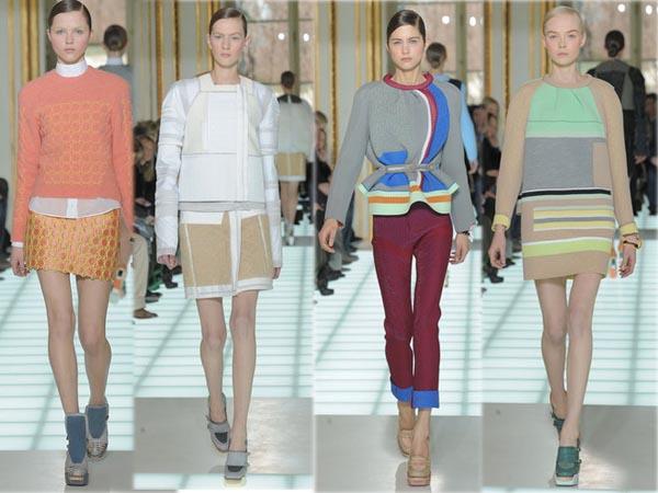 Best of des défilés Fashion Week Hiver 2010. Collection Balenciaga. Source: