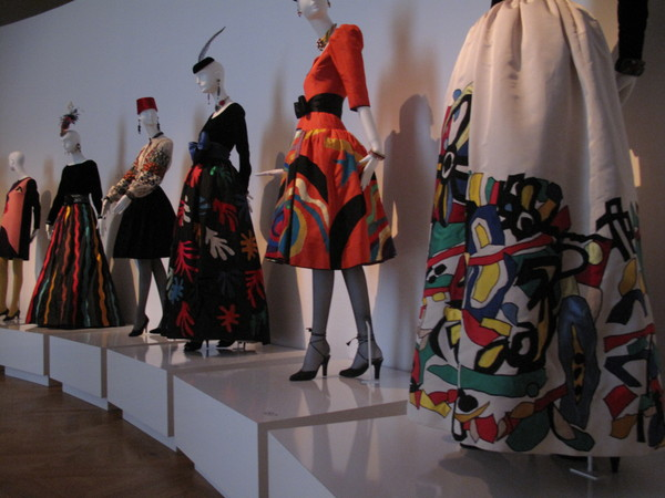 Exposition Yves Saint Laurent au Petit Palais. Source:http://www.lexpress.fr