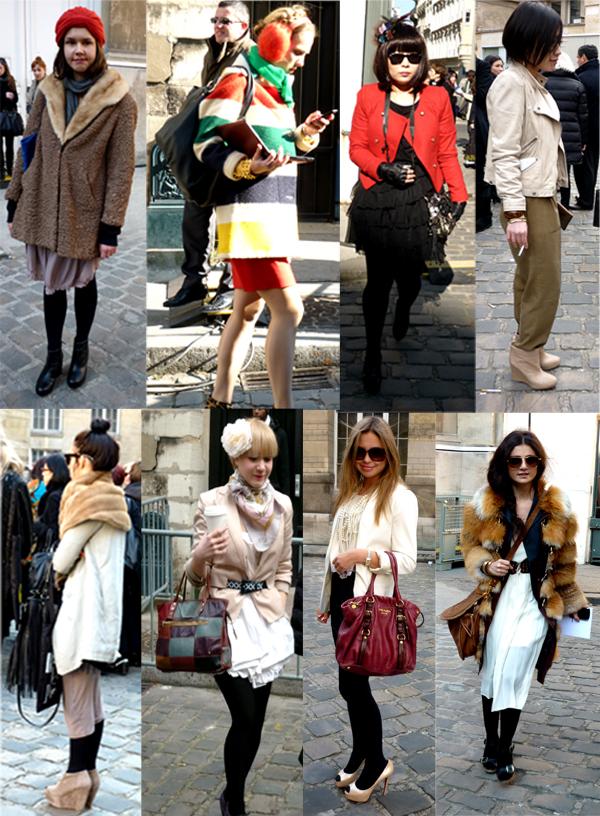 L'aventure Fashion Week hiver 2010 vue par Dressing enligne!