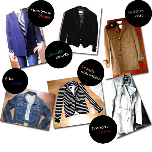 Nos coups de coeur de la boutique: des vestes tendances!