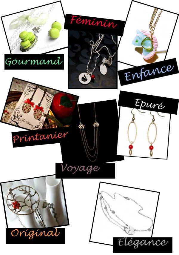 Nos coups de coeur de la boutique: spécial bijoux!