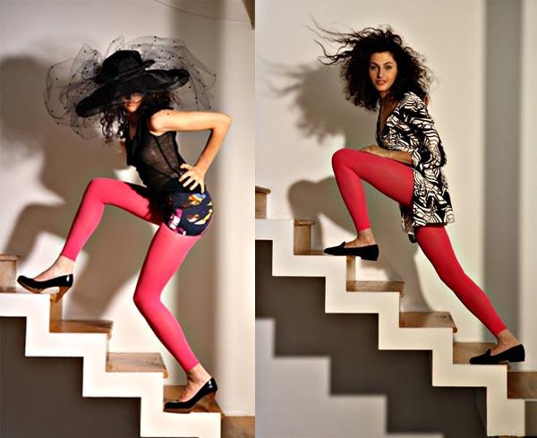 """Bons plans beauté: Sakura Cosmétiques et Aurélie et son blog beauté. Le legging """"Lympho Styl'"""" de Sakura Cosmétiques: http://www.sakuracosmetiques.fr/"""