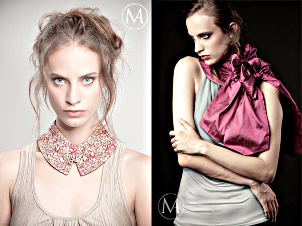 Coup de coeur créateur: Marthe Aimé. Collection printemps-été 2010 femmes.