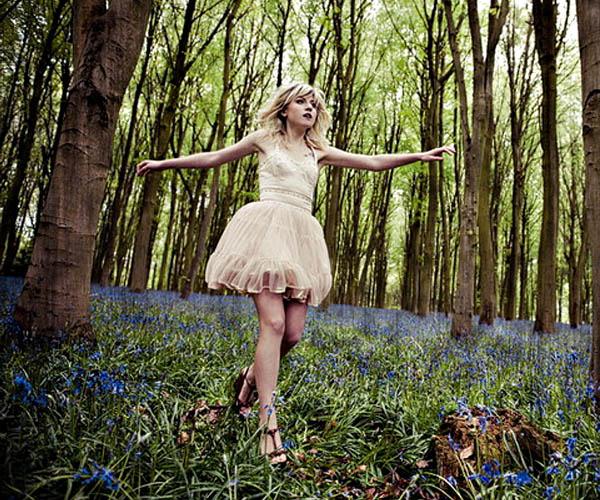 Tendances printemps-été 2010: l'esprit lingerie