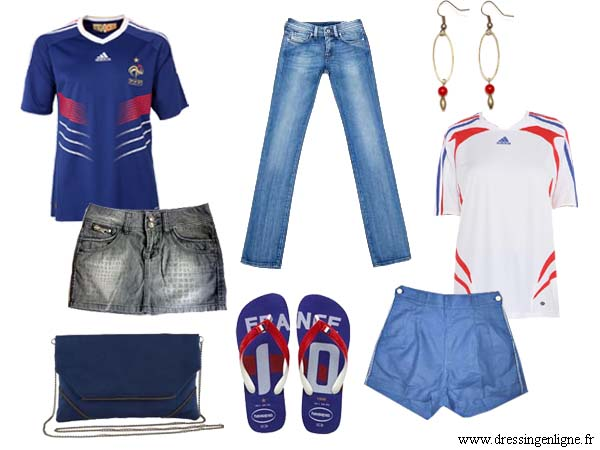 Comment porter le maillot de foot?