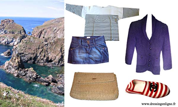 Look de vacance: 1 look, 1 destination