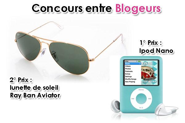 concours blogeurs