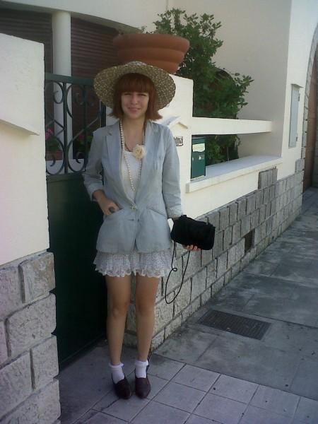 """Gagnante du concours Dressingenligne """"le look de l'été 2010"""""""