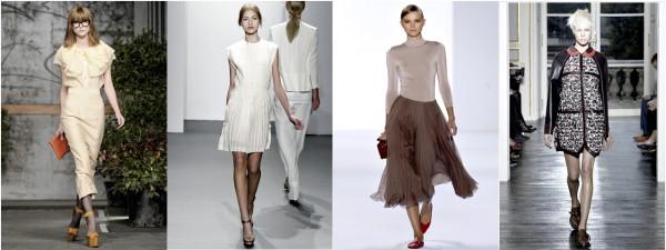 Charles Anastase - Calvin Klein - Chloé - Balenciaga- Tendances été 2011