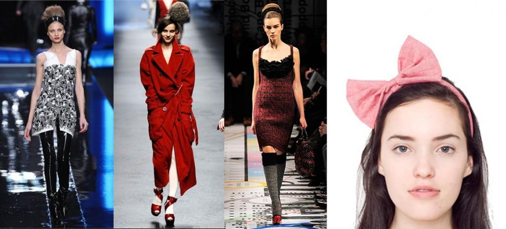 Karl Lagerfeld - Sonia Rykiel - Prada - American Apparel - Les accessoires tendance de l'hiver 2010-2011