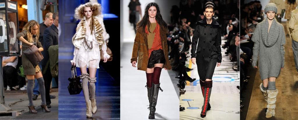 Sarah Jessica Parker - Dior - Vanessa Bruno - Prada - Michael Kors - Les accessoires tendances de l'hiver 2010-2011