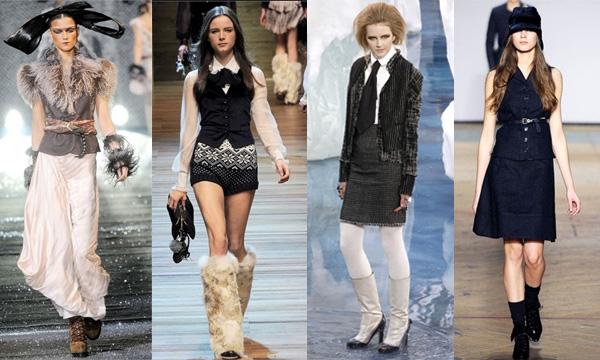 John Galliano - D&G - Chanel - Marc by Marc Jacobs - Le style masculin-féminin