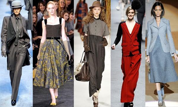Hermès - Louis Vuitton - Kenzo - Sonia Rykiel - Marc Jacobs - Le style Néo-Rétro
