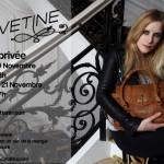 Du 20 au 21 novembre Velvetine