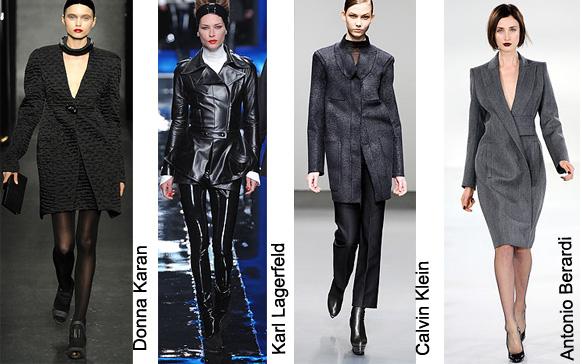 Le noir: un classique dans nos gardes robes