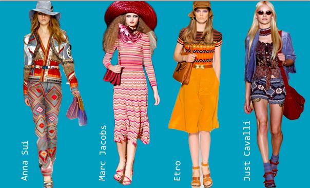 Les tendances printemps été 2011