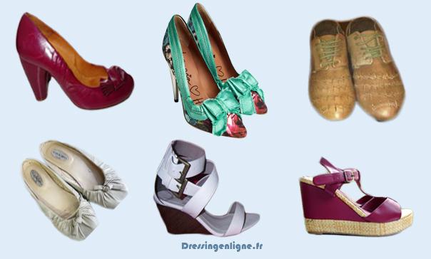 Quelles chaussures porter cet été?!