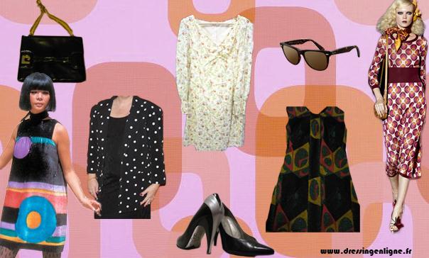 La mode du vintage