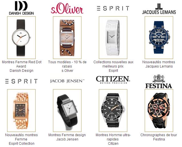 La montre, accessoire tendance indémodable