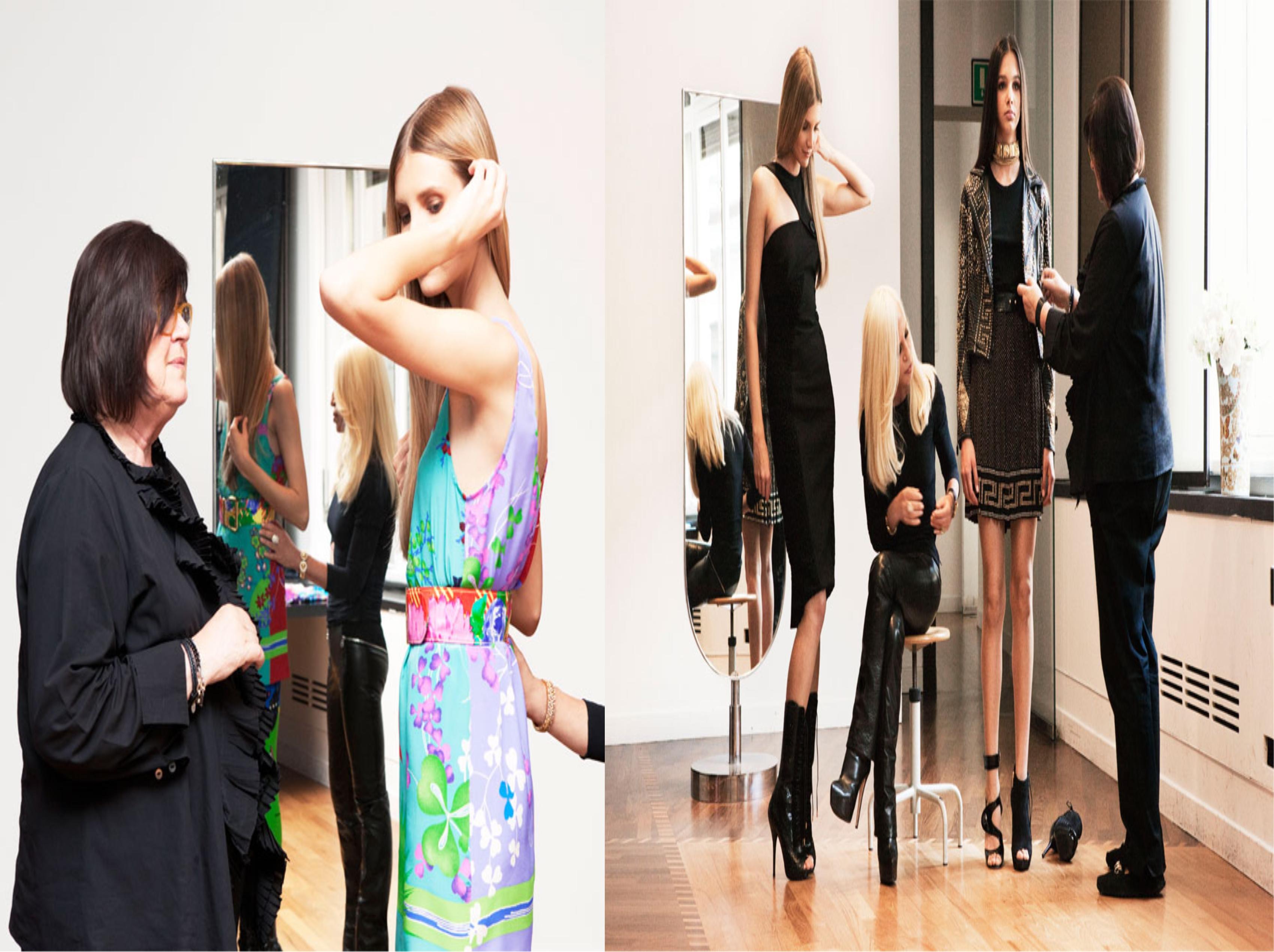 Versace débarque chez H&M