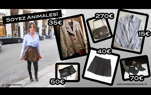 Tendance imprimé 2011 : Soyez Animales!
